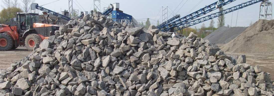 Доставка бутового камня в Киеве и Киевской области
