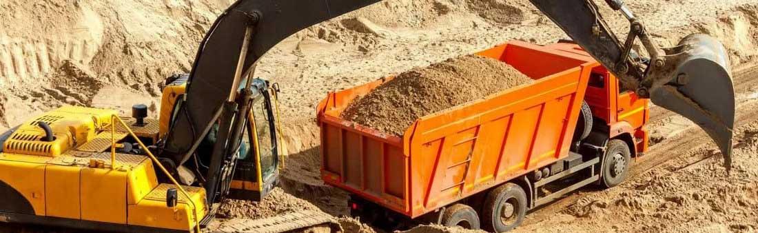 Доставка овражного песка в Киеве и Киевской области